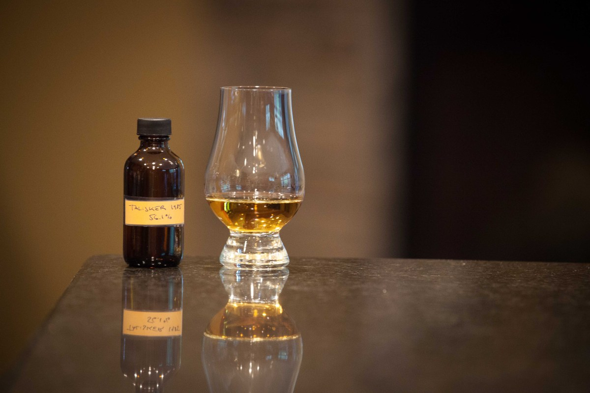 Talisker 27 Year 1985 Review