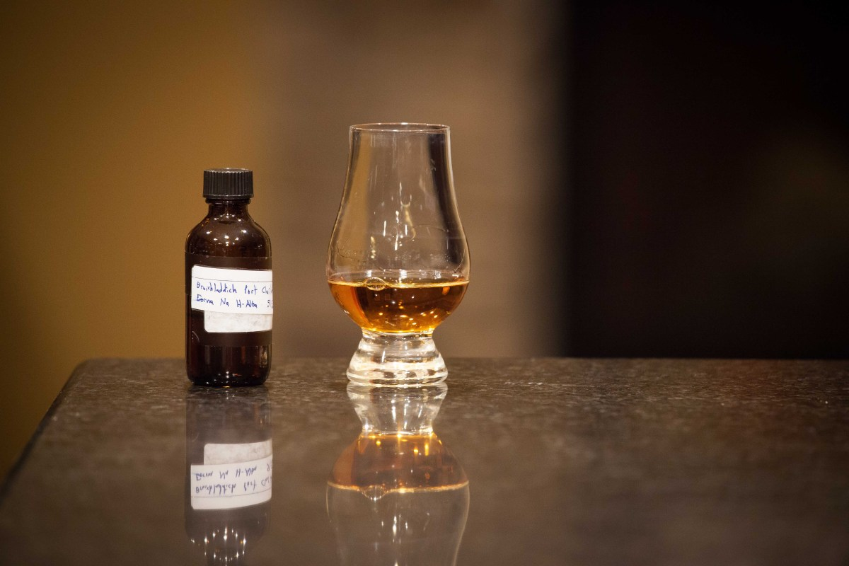 Bruichladdich PC11 Review