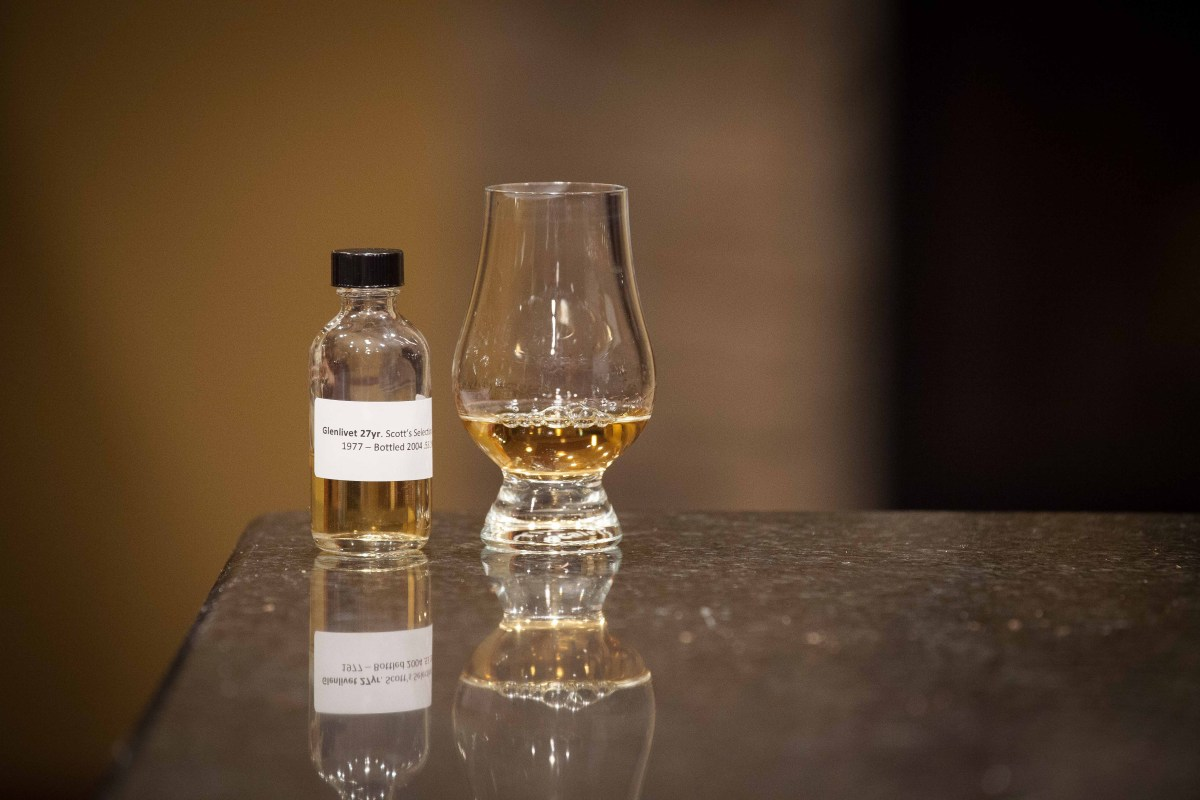 Glenlivet 27 (Scott's Selection 1977/2004) Review