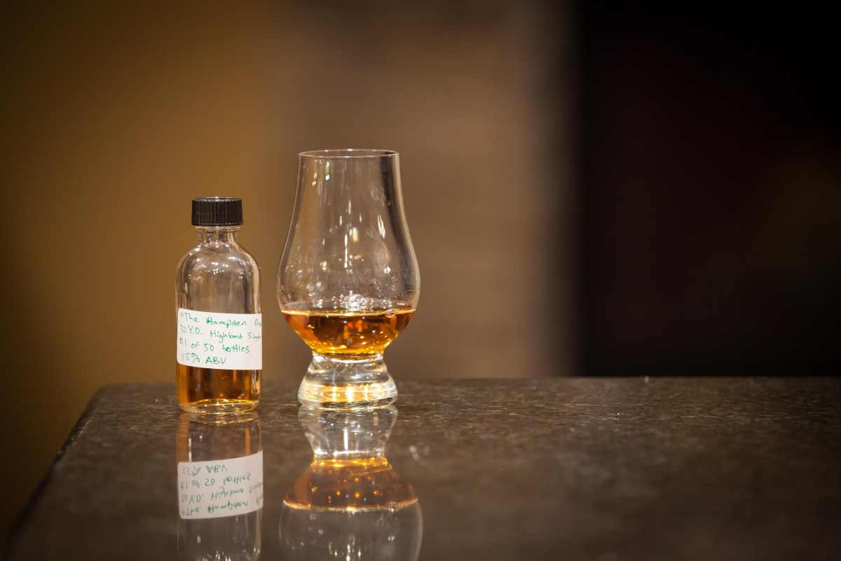 The Hampden Roar 30 Year Highland Single Malt Review