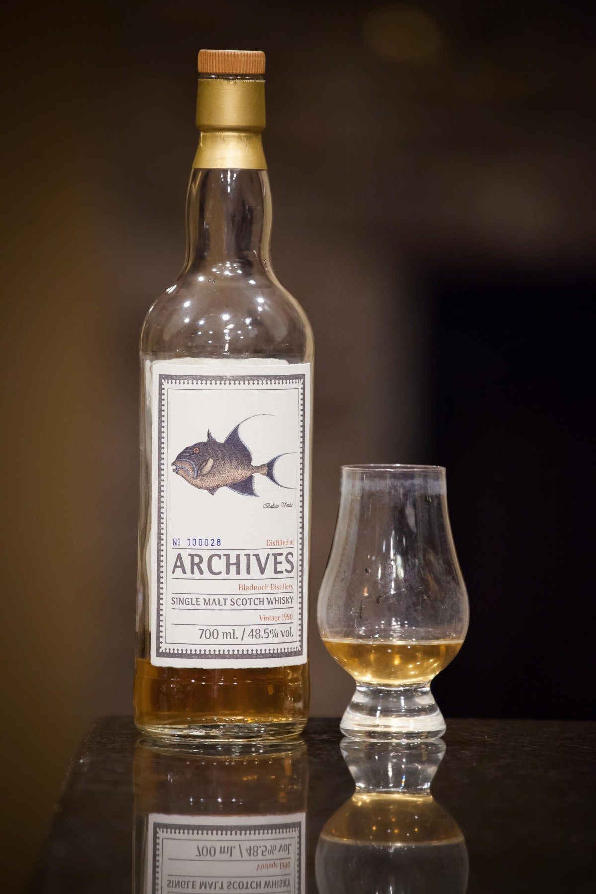 Bladnoch 26 (Archives 1990/2016 Cask #30336) Review