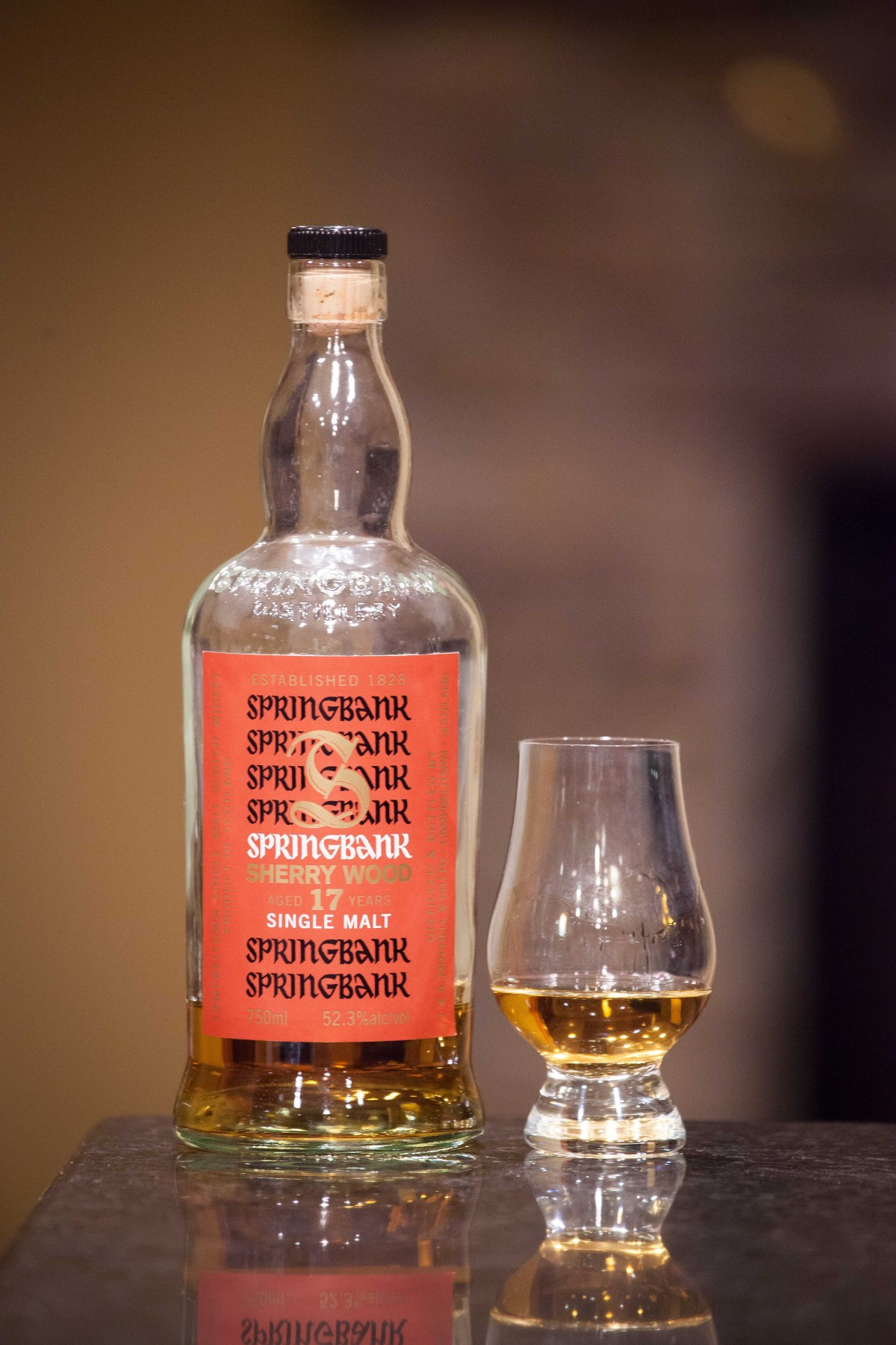 Springbank 17 Sherry Wood Review