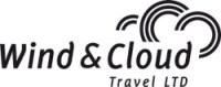 Logo wind and cloud