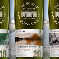 Scotch Malt Whisky Society: drei exklusive torfige Single Cask Whiskies zum Islay Festival