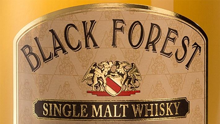 """""""SILVER OUTSTANDING"""" für den Black Forest Rothaus Single Malt Whisky"""