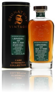 Laphroaig 1998 - Signatory Vintage - The Whisky Exchange