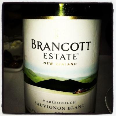 Wine Wednesday-Brancott Estate Sauvignon Blanc