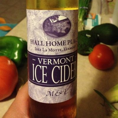 Thirsty Thursday: Vermont Ice Cider {Review}
