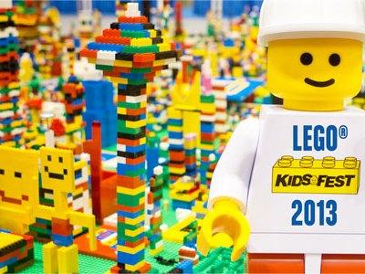 LEGO® KIDSFEST Portland, OR