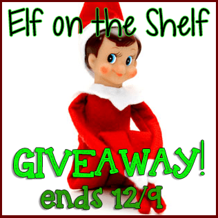 Elf on the Shelf {Giveaway}