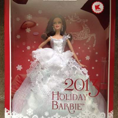 2013 Holiday Barbie: a Kmart Fab 15 {Review + Giveaway} #HH2013