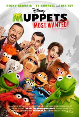 Muppets Most Wanted: Game Day Extended TV Spot