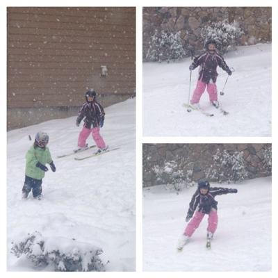 Urban Skiing and the #Snowpocalypse