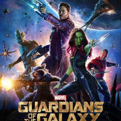 Marvel's GUARDIANS OF THE GALAXY New Poster and Exclusive Trailer Launch