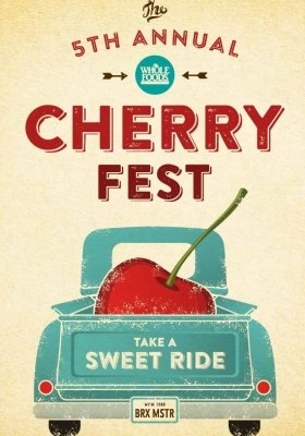 Free Cherry Brewing Workshop at Brew Brothers #WFMcherryfest #PDX