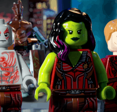 New GUARDIANS OF THE GALAXY LEGO-Inspired Video #GuardiansOfTheGalaxyEvent