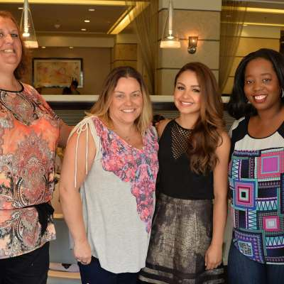 Exclusive Interview with Aimee Carrero of Young and Hungry #ABCFamilyEvent #YoungandHungry