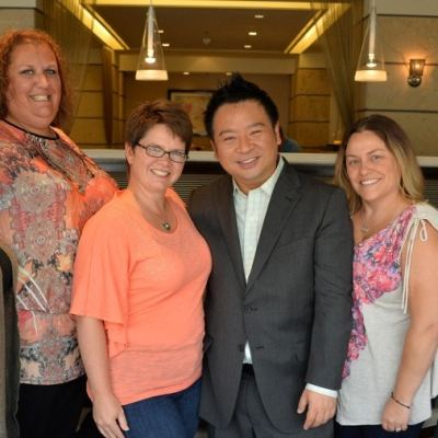 Exclusive Interview with Rex Lee of Young and Hungry #ABCFamilyEvent #YoungandHungry