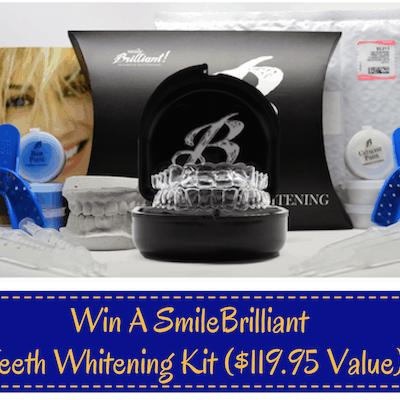 Enter the Smile Brilliant #Giveaway ends 9/23