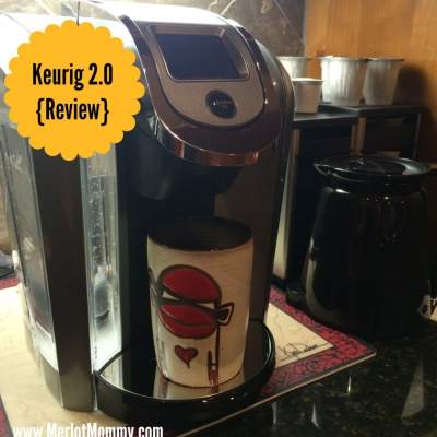 Celebrate National Coffee Day with a cup from the Keurig 2.0 {Review}