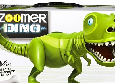 Zoomer Dino by Spin Master: Kmart Exclusive {Review} + #Giveaway #Fab15Toys #HH2014