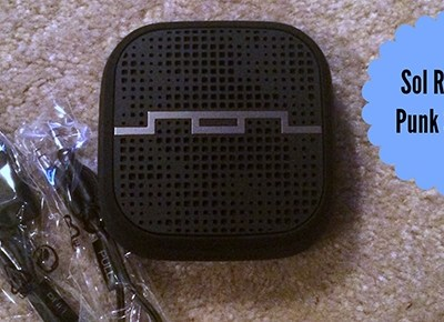 Sol Republic Punk Speaker {Review} and #Giveaway