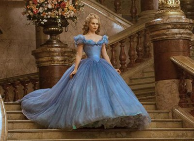 New Disney's CINDERELLA Trailer Available #Cinderella #CinderellaEvent