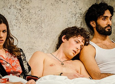 World Premiere Production of Seattle-based Playwright Yussef El Guindi's Threesome at Portland Center Stage #PDX