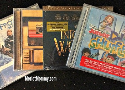 Enter to win 4 Disney Music CDs in the Hop to the Music #Giveaway ends 4/4 #disneymusic #enmnetwork