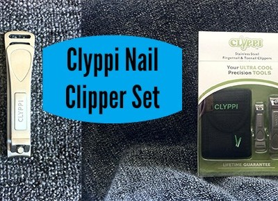 Clyppi Nail Clipper Set Review