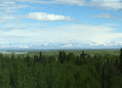 Best Place to Stay in Talkeetna Alaska: Talkeetna Alaskan Lodge {Review}