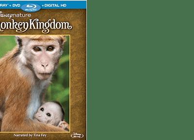Bring Home MONKEY KINGDOM on Blu-Ray and DVD