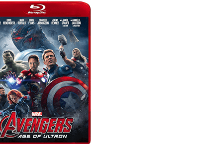 MARVEL'S AVENGERS: AGE OF ULTRON Arrives on DVD September 8