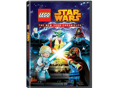 LEGO® STAR WARS: The New Yoda Chronicles on DVD Today + Photo Gallery