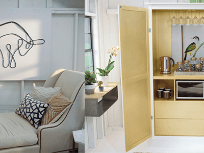 6 Tech Ideas for the Ultimate She Shed
