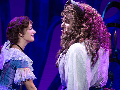 Beauty and the Beast at Keller Auditorium December 1-6