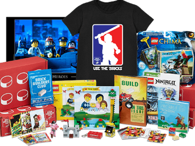 BrickSwag LEGO Subscription Box for LEGO Fans