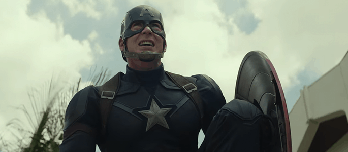 First Look: New Trailer for Marvel's Captain America: Civil War