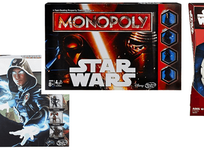 Games from Hasbro for Your Holiday Gift List