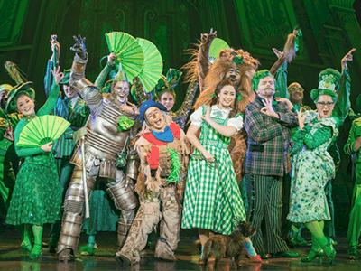 The Wizard of OZ Coming to Portland March 8