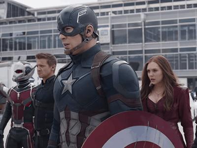 Marvel's Captain American: Civil War Big Game Spot