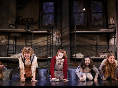 ANNIE Coming to Portland May 17-22