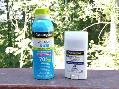Have the Talk About Sunscreen and Sun Protection with Your Kids
