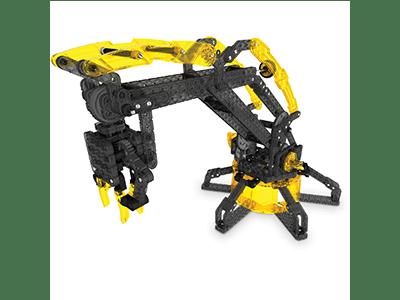 STEM Summer Fun with Hexbug VEX Robotics Robotic Arm