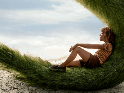 Pete's Dragon Will Remind You What It's Like to See Through the Eyes of a Child: Movie Review