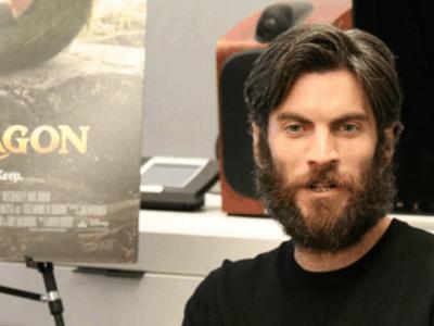 Wes Bentley Talks Pete's Dragon – Interview