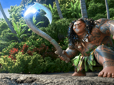 15 Moana Easter Eggs