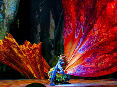 See Cirque du Soleil TORUK—The First Flight in Portland