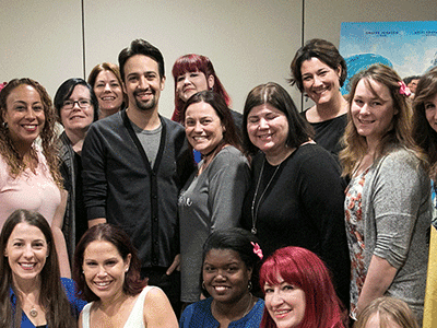 Exclusive Interview Lin-Manuel Miranda Talks Disney