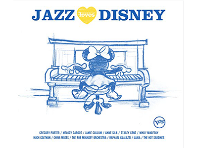 Jazz Loves Disney Album